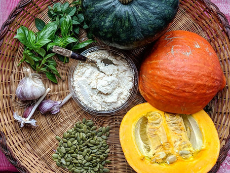 Roasted Squash and Fennel Handpies