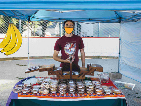 Changes to the 2020 Farmers' Market Season