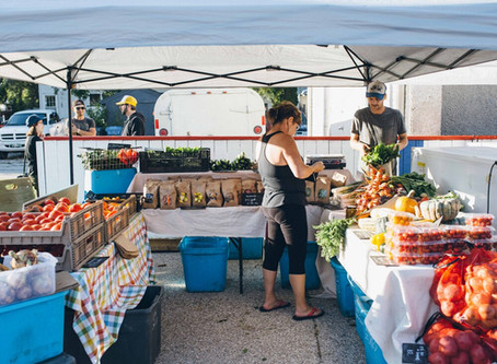 Attitudes to Local Food, Food Systems, & Food Hubs