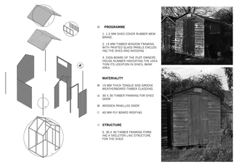 PROGRAMME, STRUCTURE AND MATERIALITY 3.p