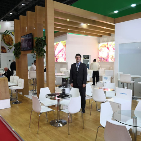 Devesa participated in Gulfood Exhibition from the 18th to 20th of February 2019.