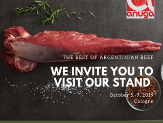 Looking forward to see you in Anuga 2019 - Cologne