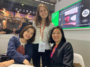 Devesa participó de Sial China 2019