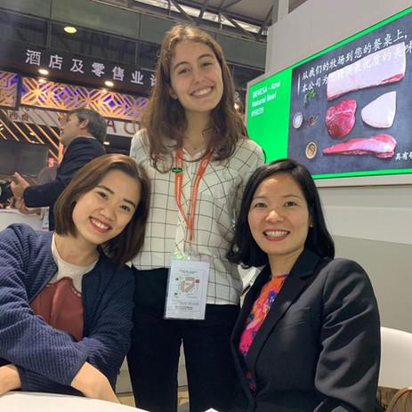 Devesa participated in Sial China 2019