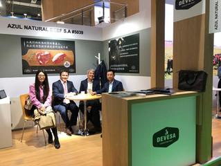 CHINA INTERNATIONAL IMPORT EXPO(CIIE) del 5 al 10 de Noviembre de 2018