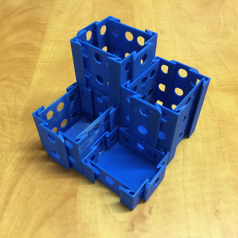 3D Printed Pencil Holder