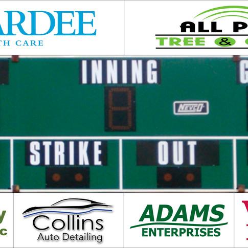 Score Board Pannels