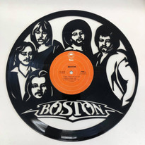 Boston Record - Suppied by Customer