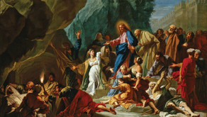 The Second Death of Lazarus (Pt. 3 of 3)