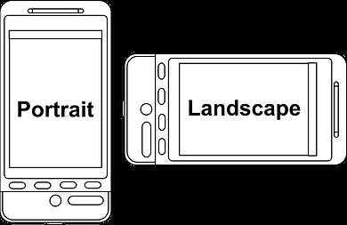 Landscape (orientation)