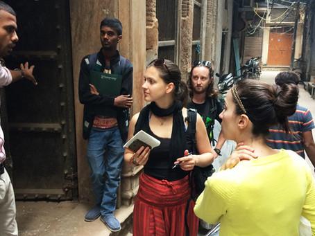 Street Connections: o melhor walking tour de Delhi, guiado por ex meninos de rua