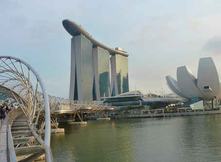 The 10 most amazing buildings in Singapore