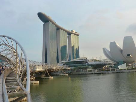 As 10 construções mais incríveis de Singapura