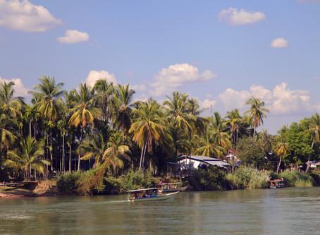 Si Phan Don: as 4 mil ilhas do Mekong