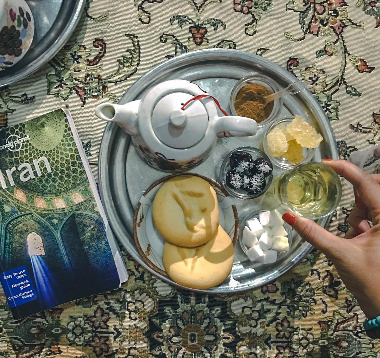 Pausa para o chá