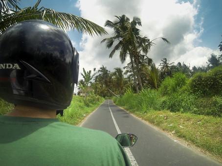 Bali: dicas para explorar Ubud de scooter