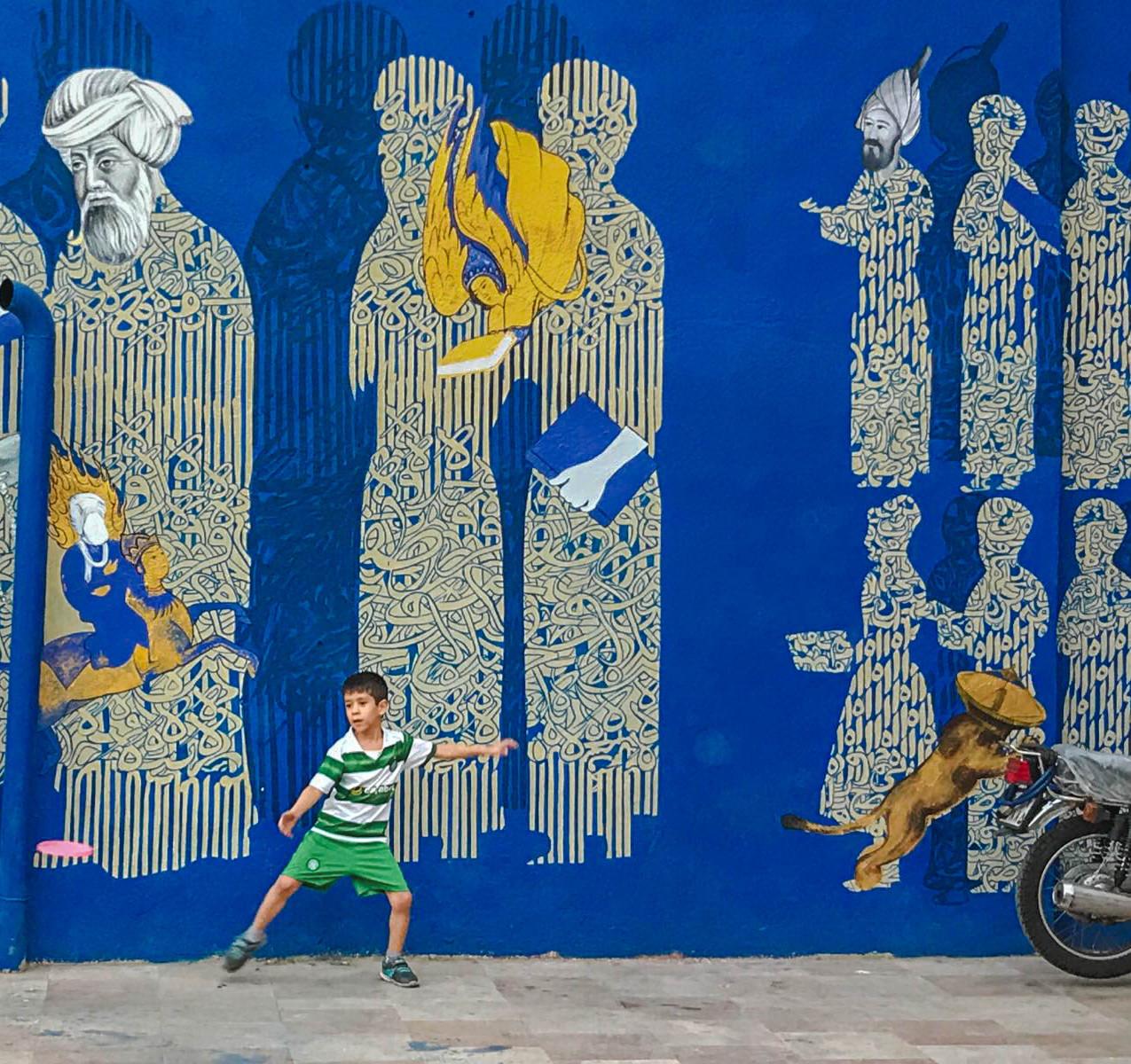 Murais de rua