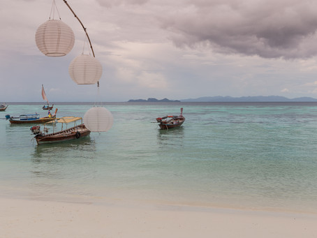 Koh Lipe: o paraíso quase escondido da Tailândia
