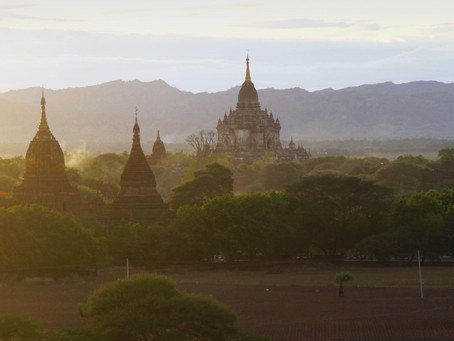 Lugares incríveis na Ásia para aplaudir o pôr do sol