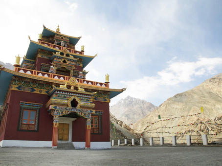 Roteiro completo: Circuito Kinnaur-Spiti (Himalaia)