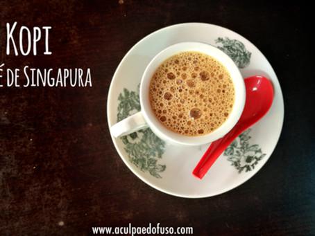 Kopi: um guia para o café tradicional de Singapura