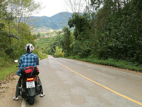 Mae Hong Son Loop: de moto pelas montanhas da Tailândia