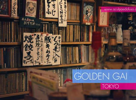 Golden Gai, o melhor bairro boêmio de Tokyo