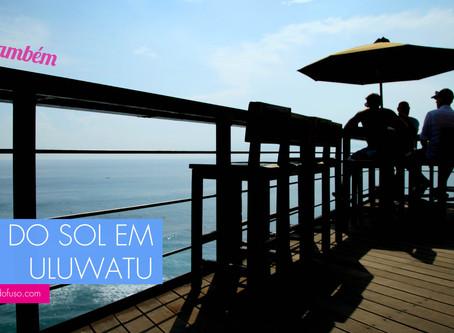 Uluwatu: o melhor por do sol de Bali