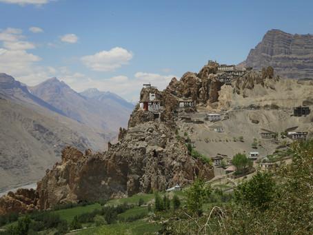 Spiti Valley: Uma viagem pelas estradas mais perigosas da Índia
