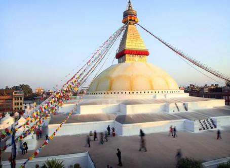 Ásia de templo em templo