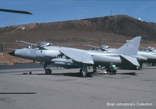 809 NAS Ascension Island