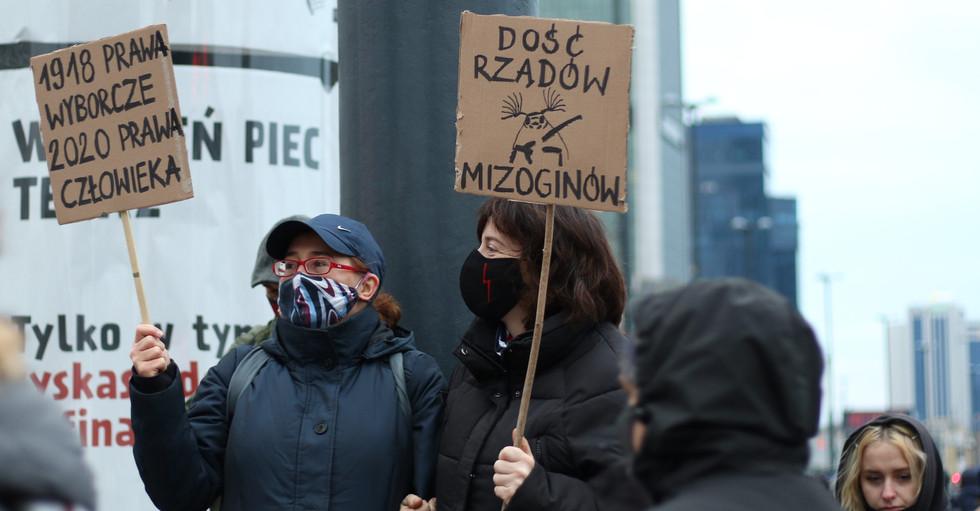 Strajk Kobiet 28.11.2020.