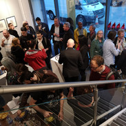 """""""a:tension"""" Exhibition Opening"""