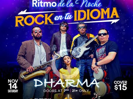 ROCK EN TU IDIOMA returns to Minneapolis! - Chicago band DHARMA