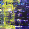 黄色と紫色の水辺-9