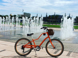 Bike Tour at Curtis Hixon Park