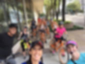 Tampa By Bike private group bike tour