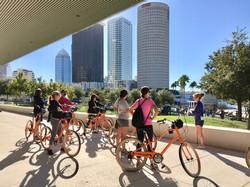 Tampa By Bike City Showcase Tour