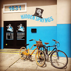 Tampa By Bike | Tampa bike tours | Bike and Brews tour