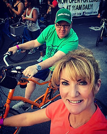 Todd & Candi from Tampa By Bike