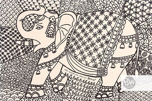 Elefante / Cor 2