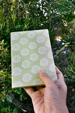 Caderninho - Estampa Verdin