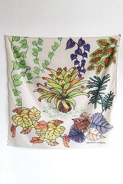 Bandeira decorativa Plantas
