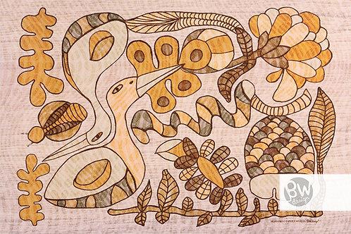 Aborígenes e o amor à natureza / Cor 2