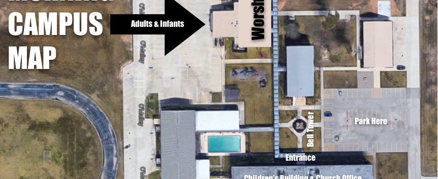 2018 Sunday campus map.png