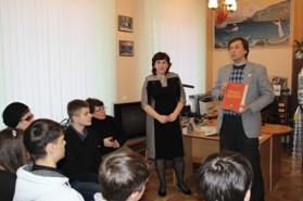 Студенты Мичуринского филиала  Брянской государственной сельскохозяйственной  академии посетили эксп