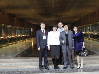 Делегация поискового объединения «Возрождение» приняла участие в церемонии  открытия Всероссийского