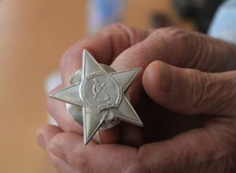 Орден Красной Звезды вернули сыну бойца спустя полвека