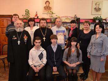 Час памяти «Ратные подвиги православных священников во славу Отечества»