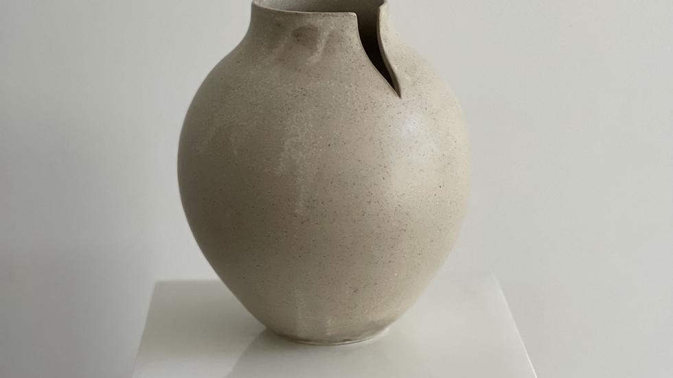 Large Wedge Vase